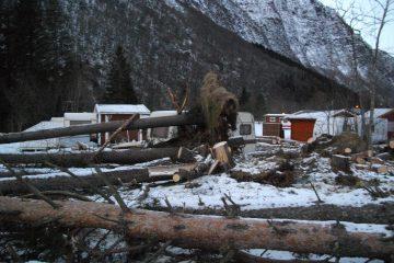 Naturskade Stordal Møre og Romsdal